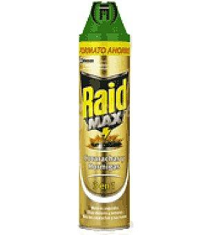 Raid Insecticida aerosol cucarachas hormigas 1 ud
