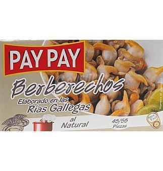 PAY PAY Berberechos de ria 45/55 115 G
