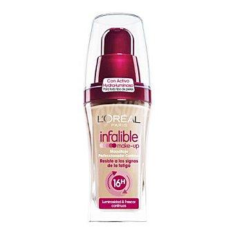 L'Oréal Maquillaje infalible fluido 300 Ambre 1 ud