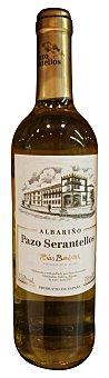 P.SERANTELLO Vino tinto albariño crianza Botella 750 cc
