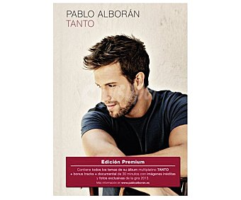 WARNER MUSIC P. Alborán: Tanto cd+dvd