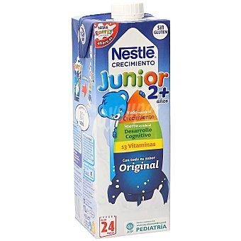 Nestlé Leche de Crecimiento Junior  Brik 1 l