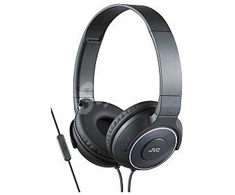 Jvc Auriculares de diadema HA-SR225-A-E, con micrófono con micrófono