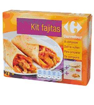 Carrefour Kit fajitas 2 kg
