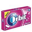 Chicle Bubblegum sin azúcar 14 unidades Orbit