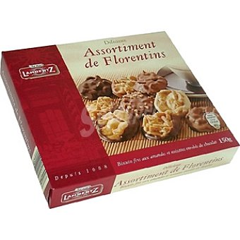 LAMBERTZ Florentinas Surtido de galletas Estuche 150 g