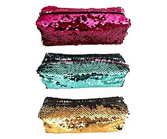 DMM Portatodo con lentejuelas reversibles, disponibles en 6 colores, DMM