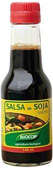 BIOCOP Tamari Salsa de soja biológica Frasco 140 ml