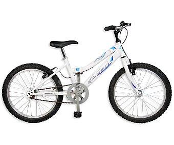TOIMSA Bicicleta de Montaña 1 Velocidad, Modelo Speed NIña 20 Pulgadas 1 Unidad