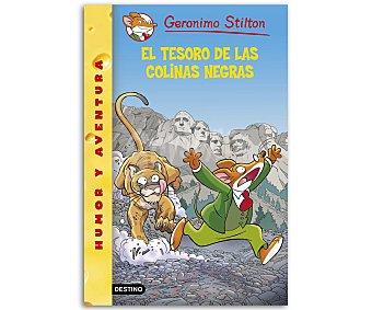 INFANTIL Gerónimo Stilton 56: El Tesoro De Las Colinas Negras, elisabetta dami, Género: infantil, editorial: Destino, Descuento ya incluido en pvp. PVP anterior: 56: El Tesoro ..
