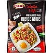 Preparado para huevos rotos con 35% york y bacon añadir huevo y listo bolsa 400 g bolsa 400 g Fripozo