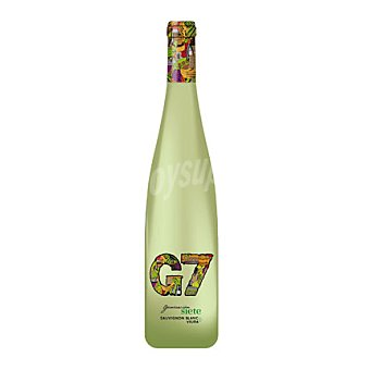 Generación Siete Vino blanco sauvignon y viura 75 cl