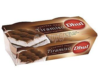Dhul Tiramisu Pack 2x80 g