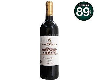 DEHESA DE LOS CANONIGOS vino tinto crianza D.O. Ribera del Duero botella 75 cl