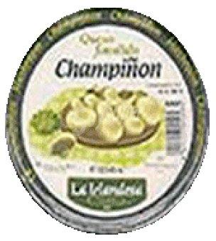 La Irlandesa Queso fundido con champiñon 125 g