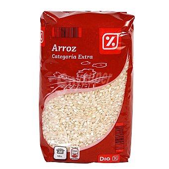 DIA Arroz redondo extra paquete 1 Kg Paquete 1 Kg