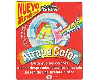 Atrapa Color Toallitas Protector Color 12 Unidades