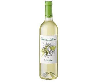Señorio de Los Llanos Vino blanco verdejo sin denominación de origen Botella de 75 cl.