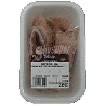 Oreja cerd . salada trozos 250 GRS