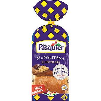 PASQUIER Napolitanas de chocolate Bolsa de 720 g (16 unidades)