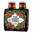Sidra manzana 4 x 25 cl The Good Cider
