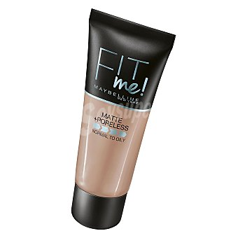 Maybelline New York Maquillaje fluido FIT me! nº 120 1 ud