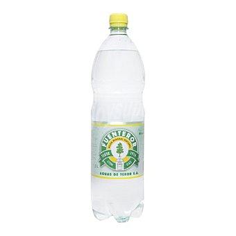Fuenteros Agua mineral con gas 1,5 l