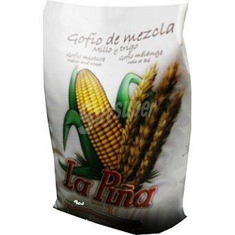 La Piña Gofio de mezcla (millo y trigo) Bolsa 1 kg