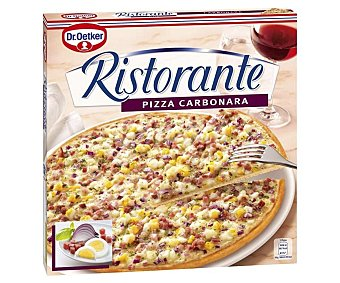 Ristorante Dr. Oetker Pizza carbonara  Estuche 340 g