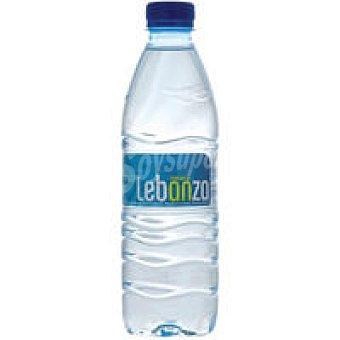 Fuentes de Lebanza Agua Botellín 50 cl