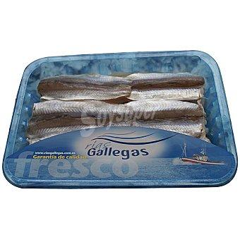 RIAS GALLEGAS filete de bacaladilla bandeja 400 g