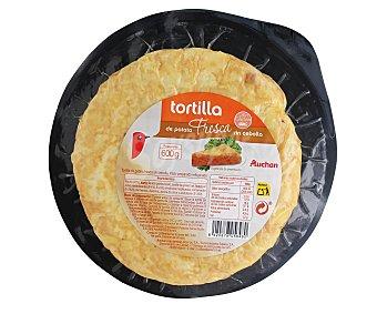Auchan Tortilla sin cebolla 600 gramos