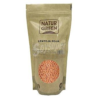 Naturgreen Lenteja roja ecológica 500 G 500 g