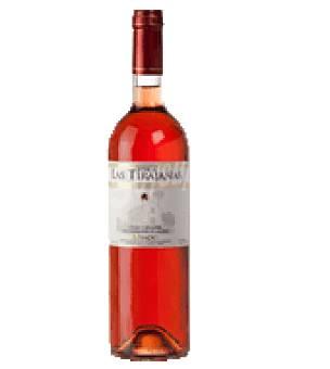 Las tirajanas Vino rosado d.o. gran canaria 75 cl