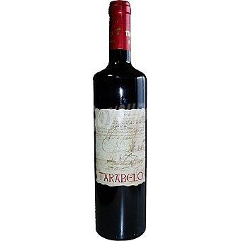 Tarabelo Vino tinto caiño mencía D.O. Ribeiro botella 75 cl botella 75 cl