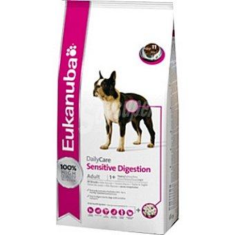 EUKANUBA DAILY CARE Digestión delicada alimento diario para perros adultos completo y equilibrado Bolsa 12,5 kg