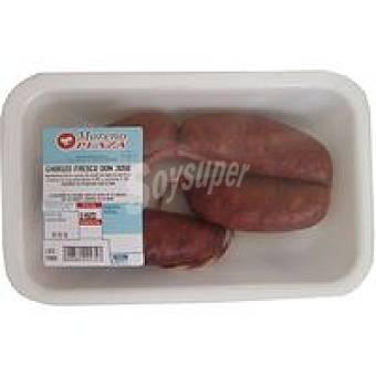 Embual Chorizo casero Bandeja 450 g