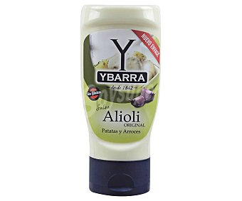 Ybarra Salsa alioli 300 ml