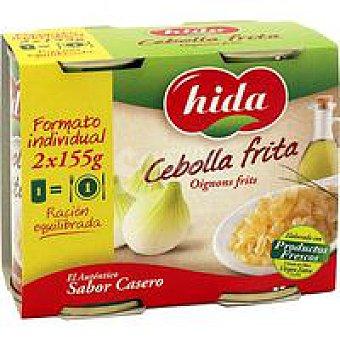 Hida Cebolla frita Pack 2x155 g