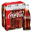 Refresco de cola light 6 botellines de 20 cl Coca-Cola Light
