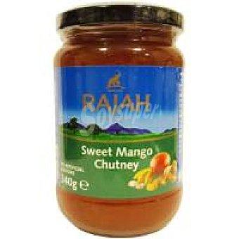 Rajah Mango Chutney dulce Frasco 340 g