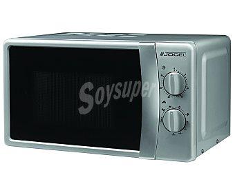 JOCEL Microondas con grill 20L JMO011145 1 unidad