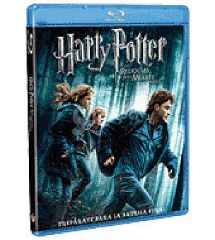 Harry potter y la reliquias de la muerte br