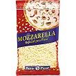 Queso mozarella especial para pizza Bolsa 150 g Reny Picot