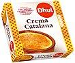 Crema catalana tradicional Envase 155 g Dhul