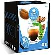 Café descafeinado en cápsulas compatible con Dolce Gusto 16 unidades de 7 g Origen & Sensations