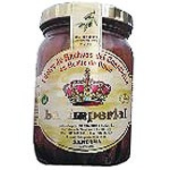 LA IMPERIAL Filetes de anchoa del Cantábrico en aceite oliva Frasco 160 g neto escurrido