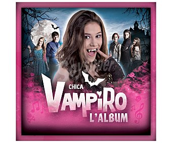Disney Disco Cd Chica Vampiro (b.s.o). Género: bandas sonoras de series infantil. Lanzamiento: Febrero del 2018