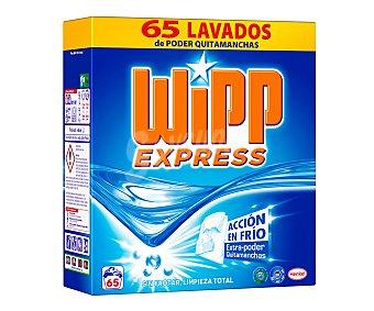 Wipp Express Detergente en polvo 65 lavados