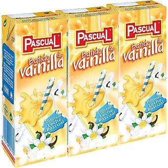 Pascual Batido de vainilla Pack 3 x 200 cc